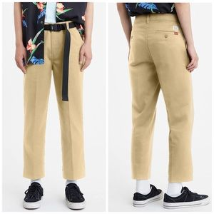 NEW Levi's Men's XX Chino Straight Cropped Pants